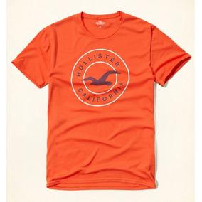 Camisetas Hollister Originais Pronta Entrega Importadas Eua