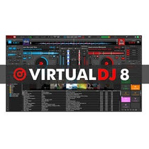 Virtual Dj 8 Pro Infinity Para Todos Los Controladores