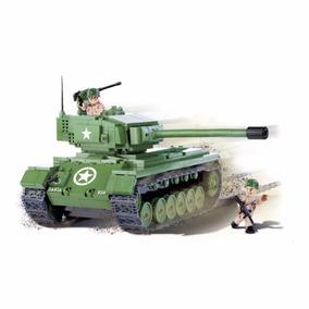Bloques Cobi Small Army Tanque De Guerra Grande 450 Piezas