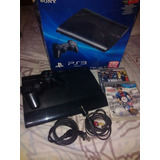 Ps3 Super Slim De 250gb