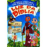 Dvd As Novas Aventuras Das Formiguinhas À Luz Da Bíblia Vol5