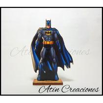 Souvenirs Batman Superman Hombre Araña