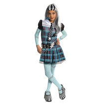 Monster High Frankie Stein Deluxe Traje Grande