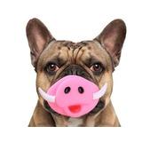 Juguete Perros Chupete Divertido Bulldog, Poodle, Pug, Etc