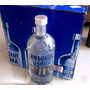 Kit 06 Unidades Vodka Absolut Natural 1lt 1000ml Lacrado