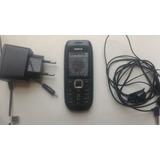 Nokia 1616-2 + Fone + Carregador - Funcionando Perfeitamente