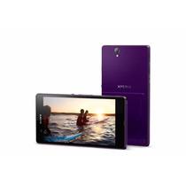 Sony Xperia Z C6603 2gb Ram 16gb Rom 13mpx Libre Morado