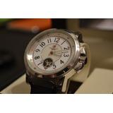 Reloj Tommy Acero Automatico Volante A La Vista