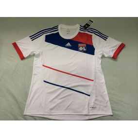 traje Olympique Lyonnais manga larga