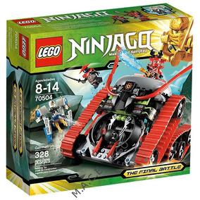 Lego Ninjago 70504 El Garmatrón 328 Piezas Original