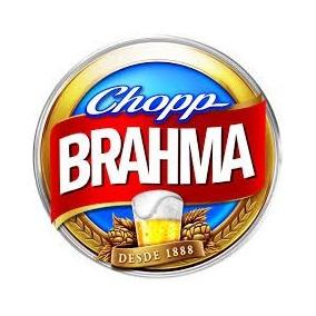 Caixa Com 2100 Bolacha De Chopp Brahma
