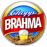 Kit Caixa C/ 36 Bolachas Apoio Copo Chopp Cerveja Brahma
