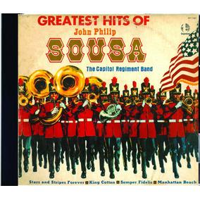 Cd Remasterizado John Philip Souza Marchas Americanas 1979
