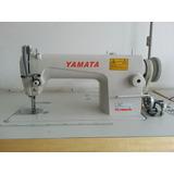 Maquina De Coser Recta Industrial Yamata Totalmente Nueva