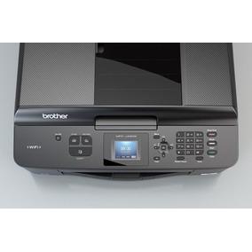 Painel Impressora Brother J430w