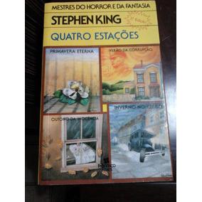 Quatro Estações, Stephen King, Mestres Horror Fantasia (a)