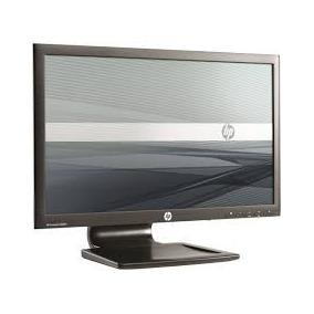 Remate Monitor Lcd Hp Compaq 23 Widescreen Muy Bonitos