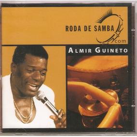 Cd Almir Guineto - Roda De Samba - Novo***