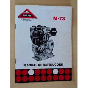 Manual Motor Diesel Agrale M-73