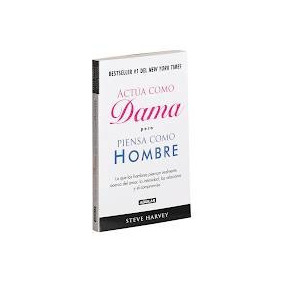 Libro Actúa Como Dama Pero Piensa Como Hombre