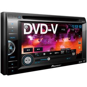 Dvd Pioneer Avh-168dvd 2din Com Instalação Grátis No Rj