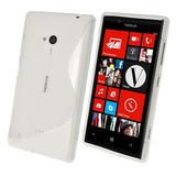 Capa Nokia Lumia 720 Anti Impacto + Película De Vidro
