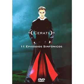 Gustavo Cerati 11 Episodios Sinfonicos Dvd Soda Stereo