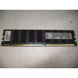 Memoria Ddr1 De 256 Mb, Originales Para Equipos Dell, Hp,ibm