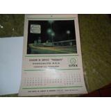 Citex Almanaque Calendario 1971 Cities Estacion Pascualito