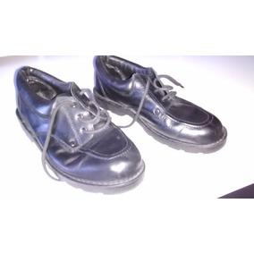 Zapatos Acordonados Toot Par -- Escolar O Uso Gral