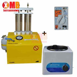 Banco Limpia Inyectores + Batea 2 Lts. + Generador De Pulsos