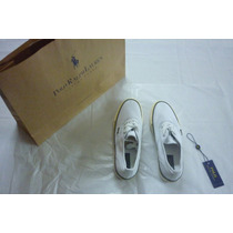 Zapatillas Nauticas Polo Ralph Lauren Original 100% Unicas
