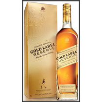 Whisky Johnnie Walker Gold Label Reserve + Esuche. Envíos.