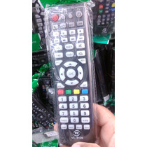 Controle Remoto Receptor Digital Century Midia Box Shd7050