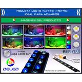 Regleta Led 18w 1mt Multicolor Ideal Para Acuarios