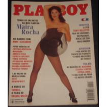 Revista Playboy - Maíra Rocha - Novt/95 - Com Pôster