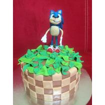 Pastel De Fondant Cup Cakes