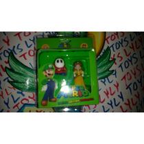 Super Mario Bros Figura De Colección Princesa Lyly Toys