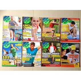 Revista Sport Life Corrida Emagrecimento Saúde 12x S/j C429
