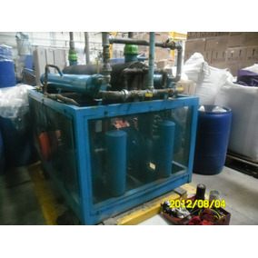Refrigeracion Industrial (chillers, Camaras , Paleteras Etc)