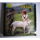 Antigua Pelicula Proyectores Super 8 Heidi Nueva S/ Abrir