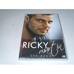 Dvd Musical Ricky Martin She Bang