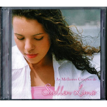 Cd Suellen Lima - As Melhores Canções (duplo Cd+pb)