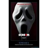 Mascara De Terror Scary Movie Scream Con Lengua!!