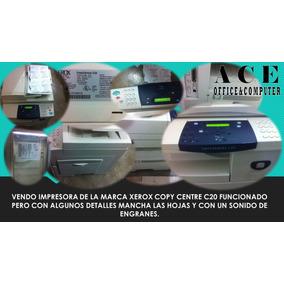 Copiadora Xerox Copycentrec20 En Partes.