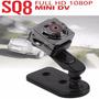 Mini Camara Espia Sq8 Full Hd 1080p, Memoria Microsd
