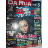 Revista Da Rua #03 Rap + Dj + Mc + Break + Graffiti E +