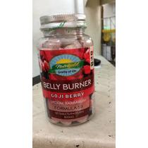 Seca Barriga Goji Berry 180 Comprimidos De 800mg Nutrigold