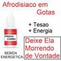 Energetico Afrodisiaco Concentrado +tesao Leve Ela Para Cama