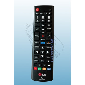 Control Remoto Lg Smart Tv 3d Pantalla Led Plana Hd Original
